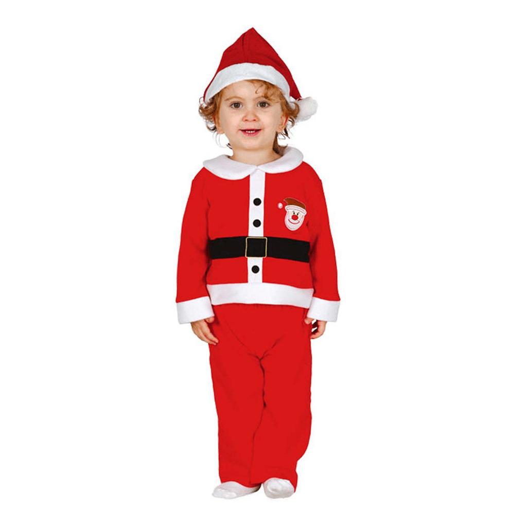 Fato Pai Natal Bebé
