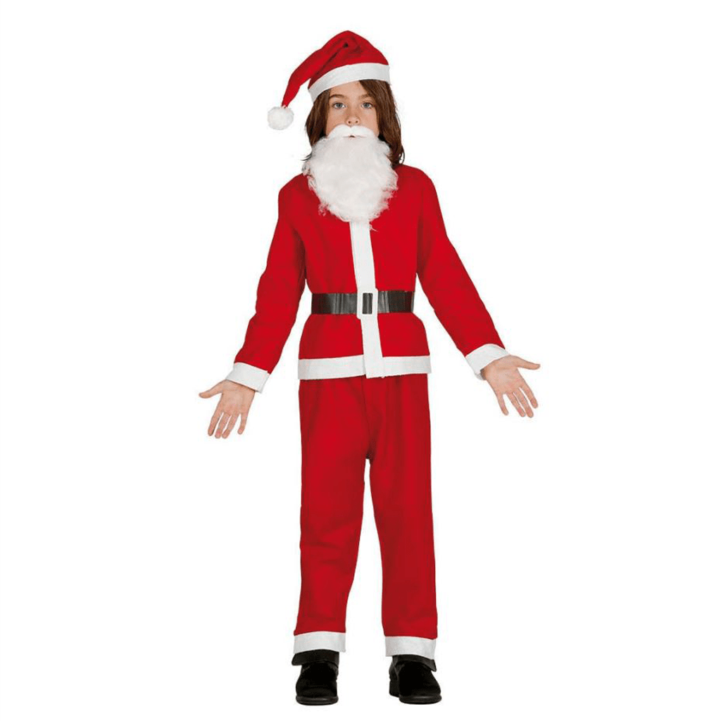 Fato Pai Natal Menino