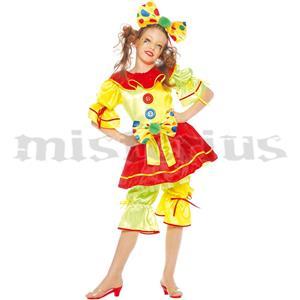 Fato Palhaça Colorida, Criança