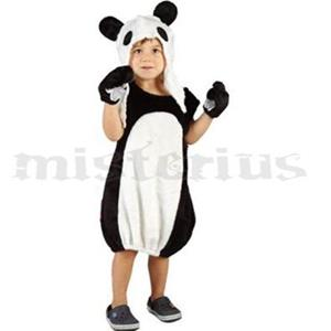 Fato Panda, criança