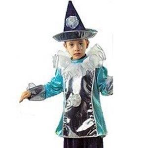 Fato Pierrot Azul, bebé