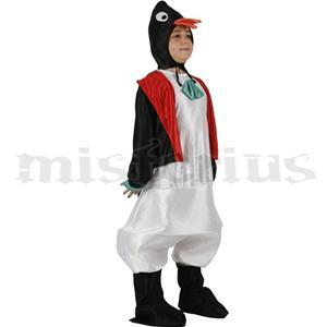 Fato Pinguim Polar, criança