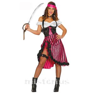 Fato Pirata Charlotte Sensual, Adulto