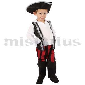 Fato Pirata Corsário, Bébé
