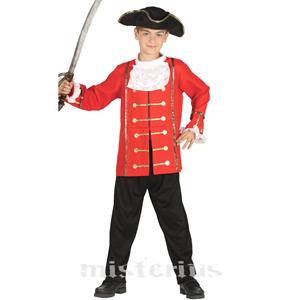 Fato Pirata Corsário, Criança