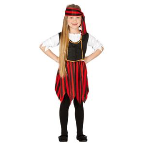 Fato Pirata Menina, criança