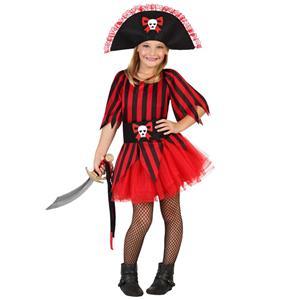 Fato Pirata Menina
