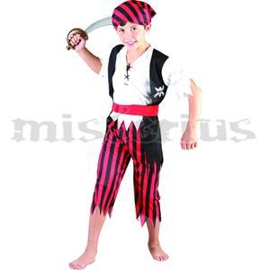 Fato Pirata Vadio, criança