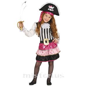 Fato Piratinha Elegante, Criança