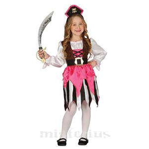 Fato Piratinha Salteadora, Criança
