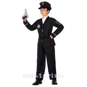 Fato Policia Armado, criança