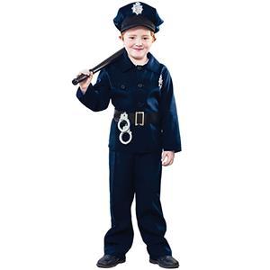 Fato Policia Criança