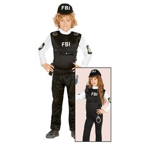 Fato Policia F.B.I. Criança