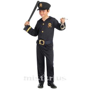 Fato Policia Guarda, criança