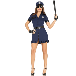 Fato Policia Marota, Adulto