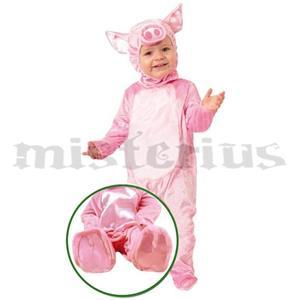 Fato Porquinho Rosa, bebé
