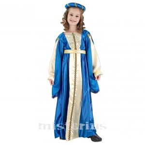 Fato Princesa Azul, Criança