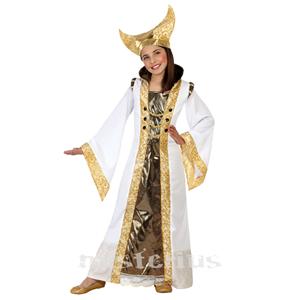 Fato Princesa Lunar Medieval, Criança