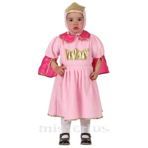 Fato Princesa Medieval, Bebé