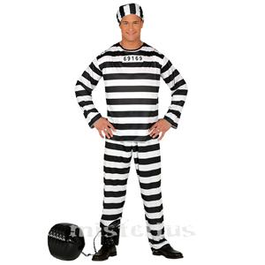 Fato Prisioneiro Acorrentado