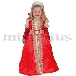 Fato Rainha, Criança