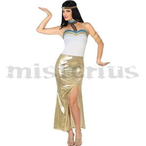 Fato Rainha Egipcia