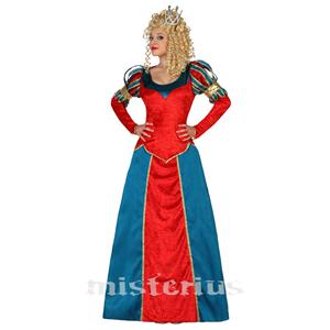 Fato Rainha Leão e Castela