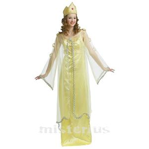 Fato Rainha Medieval Chic