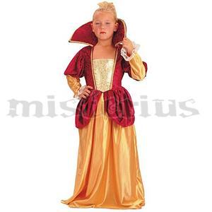 Fato Rainha Real, Criança