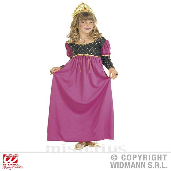 Fato Rainha Regina, criança