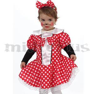 Fato Ratinha Minnie, Bebé