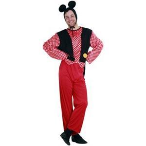 Fato Rato Mickey, adulto