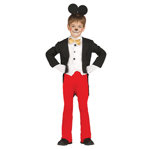 Fato Rato Mickey, Criança