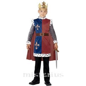 Fato Rei Artur, Criança
