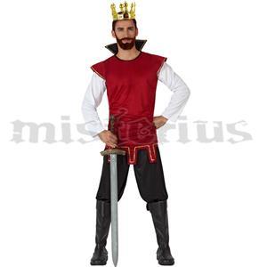 Fato Rei Clássico Medieval