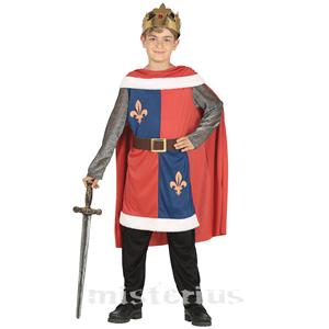 Fato Rei Guerreiro, Criança