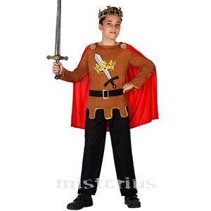 Fato Rei Poderoso, Criança
