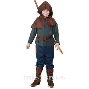 Fato Robin Hood, Criança