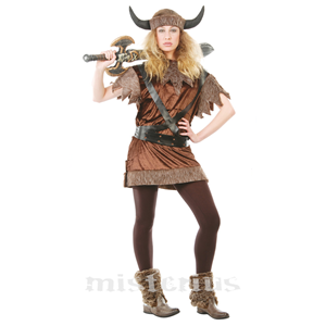Fato Senhora Viking
