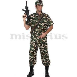 Fato Soldado Camuflado