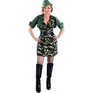 Fato Soldado Mulher