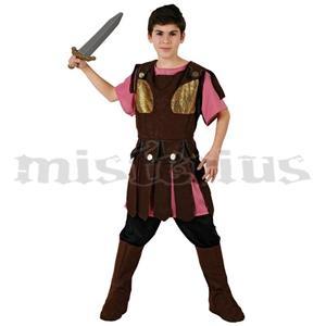Fato Soldado Romano, criança