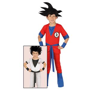 Fato Son Goku Menino