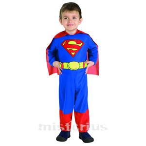 Fato Super Homem, Bebé