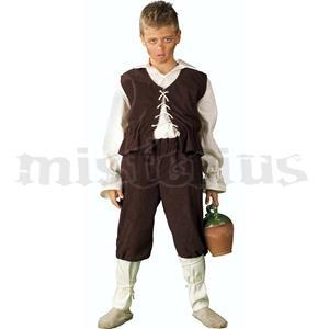 Fato Taberneiro Medieval, Criança