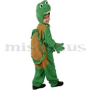 Fato Tartaruga Verde, criança