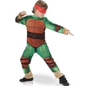 Fato Tartarugas Ninjas Deluxe, Criança