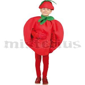 Fato Tomate Criança