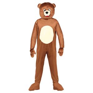 Fato Urso Brincalhão, Adulto
