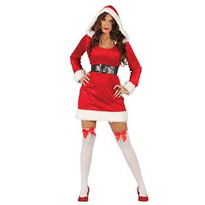 Fato Vestido Mãe Natal